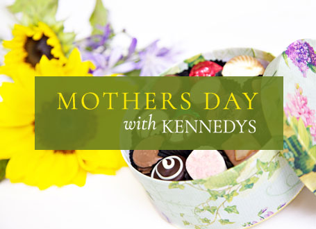 Mothers day with Kennedys